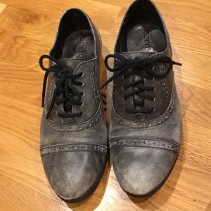 Børn Arletta Distressed Oxford Lace ups